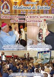 Giornalino Madonna di Fatima Dicembre 20