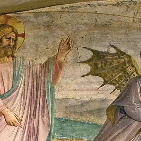 Commento al Vangelo – I Domenica di Quaresima (Anno C)