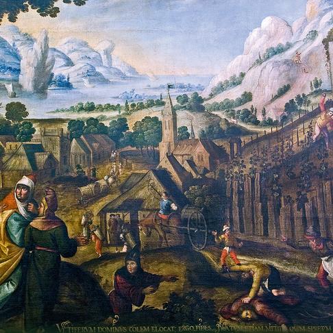 XXVII Domenica del Tempo Ordinario – (Anno A)