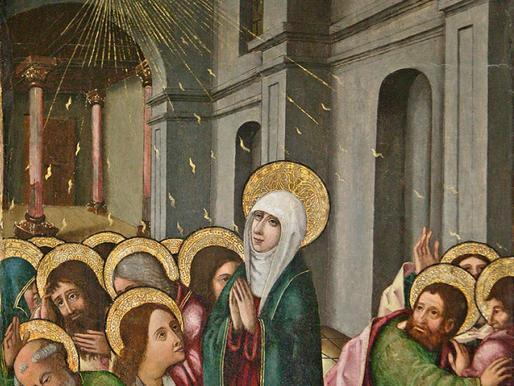 Solennità di Pentecoste – Messa del giorno – (Anno – A)