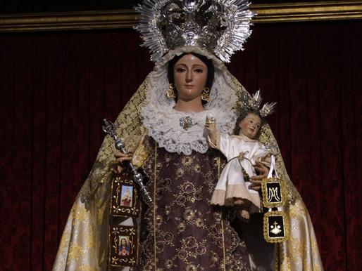 Preghiera alla Madonna del Carmine.
