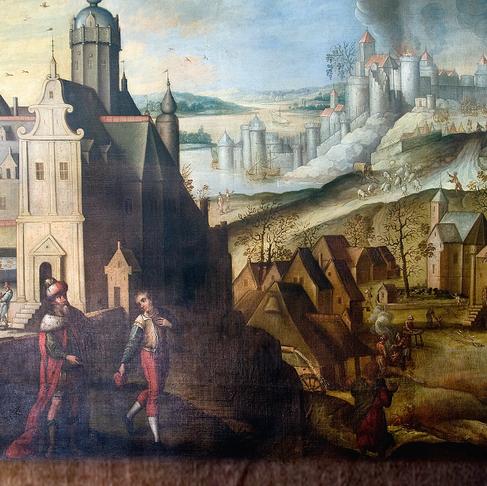 XXVIII Domenica del Tempo Ordinario – (Anno A)