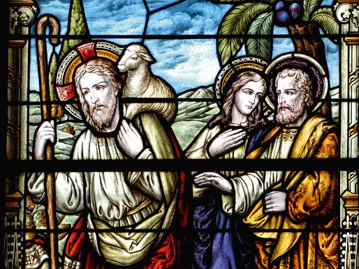 IV Domenica di Pasqua – Anno B.