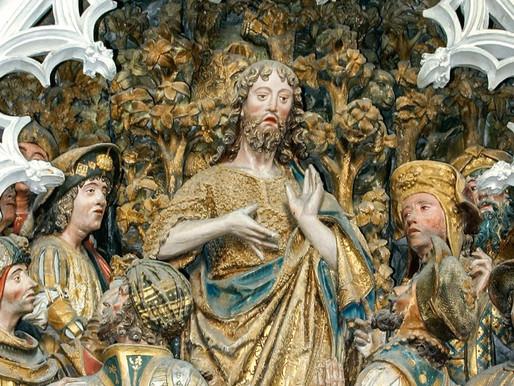III Domenica di Avvento (Domenica Gaudete) – Anno B.