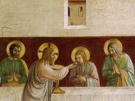 Solennità del Santissimo Corpo e Sangue di Cristo (Corpus Domini) – Anno B.