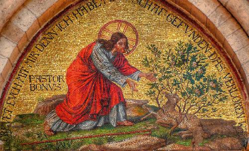 IV Domenica di Pasqua – (Anno – A)