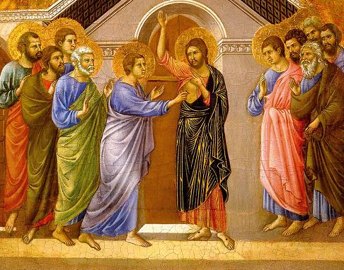 II Domenica di Pasqua o della Divina Misericordia (Anno – C)