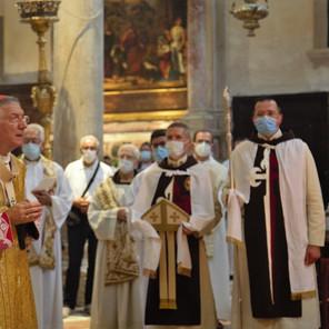 Festa della Madonna del Carmelo a Venezia.