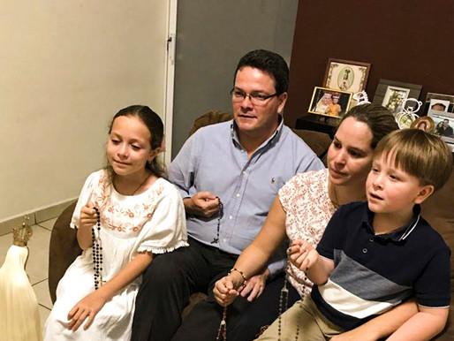 """Famiglia, una """"chiesa domestica"""""""