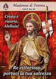 Giornalino Madonna di Fatima -  marzo 20