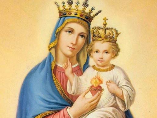 La potente intercessione di Maria.