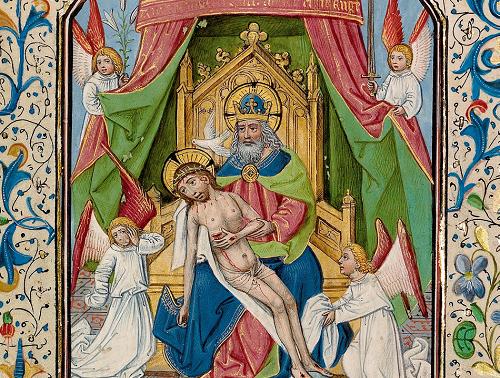 Solennità della Santissima Trinità – (Anno – A)