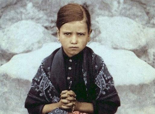Centenario della nascita al Cielo di Santa Giacinta Marto, pastorella di Fatima