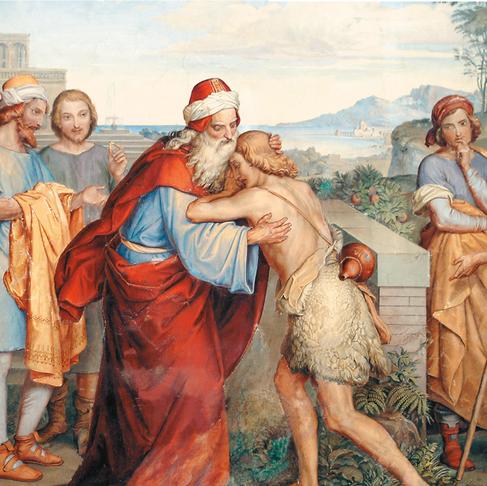 IV Domenica di Quaresima (Anno C) – Domenica Laetare.