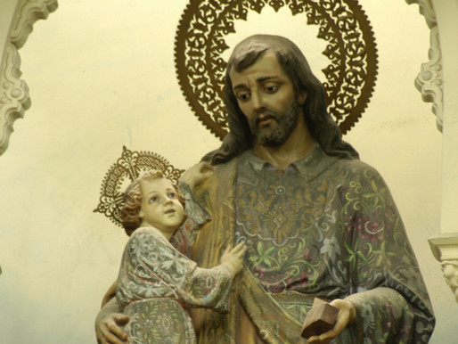 Anno di San Giuseppe.