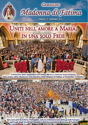 Giornalino Madonna di Fatima Settembre