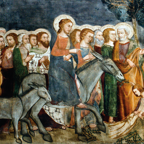 Domenica delle Palme e della Passione del Signore (Anno C)