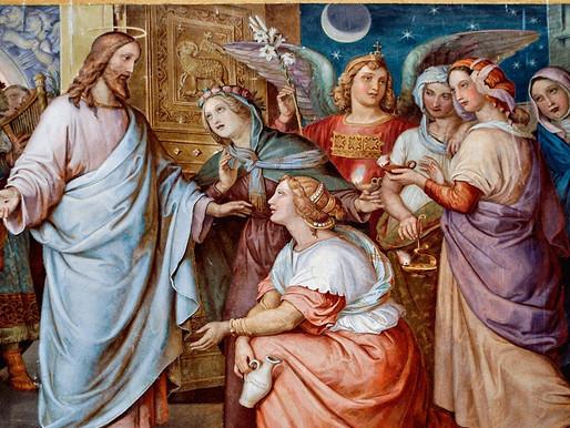 XXXII Domenica del Tempo Ordinario – Anno A