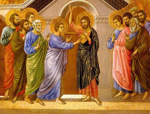 II Domenica di Pasqua o della Divina Misericordia – Anno – B.