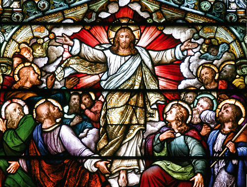 Solennità dell'Ascensione del Signore – (Anno – A)