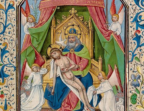Solennità della Santissima Trinità – Anno B.