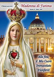 Giornalino Madonna di Fatima - marzo 201