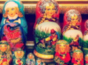Matroyshka Dolls