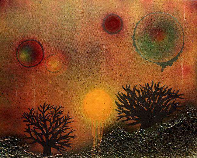 Tree Planets