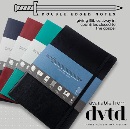 Double Edge Notes - journals