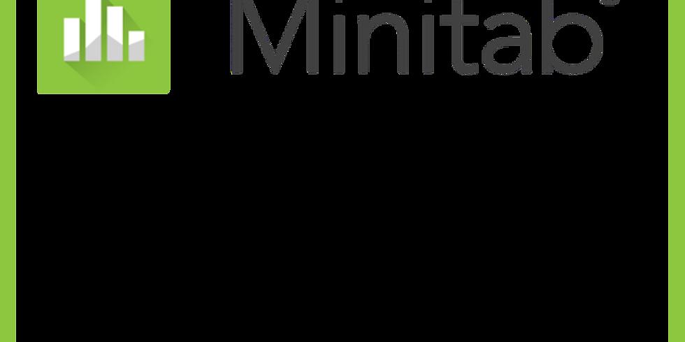 2020年6月12日(金) [無料] [Web] Minitab 新機能紹介 Webセミナー 10:00 - 11:30