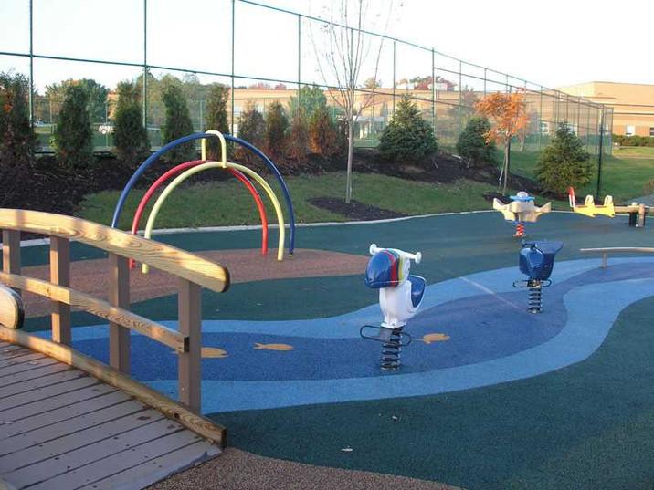 Preschool area