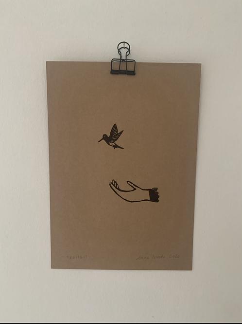 Freiheit - Original Print