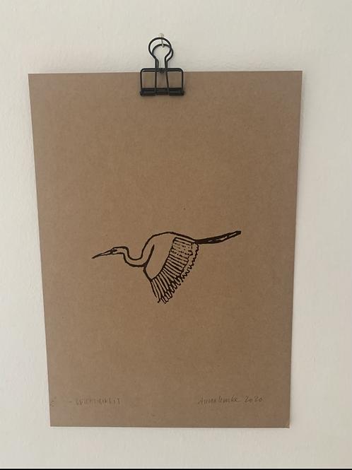 Leichtigkeit - Original Print