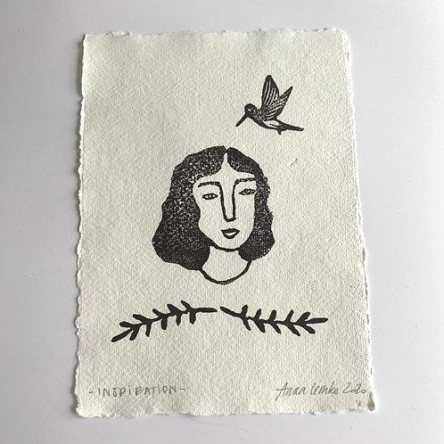 Inspiration - Original Print