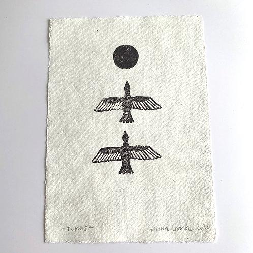 Fokus - Original Print