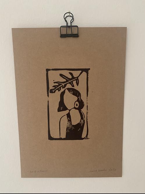 Weiblichkeit - Original Print