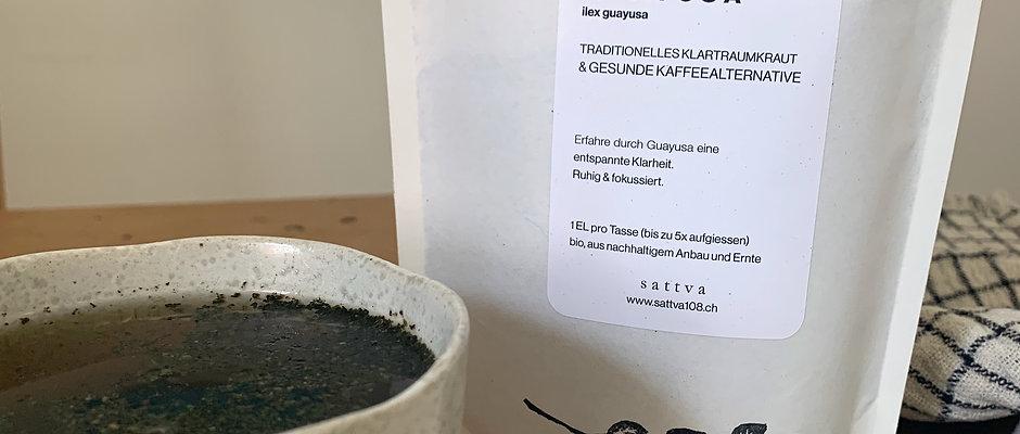 Guayusa - ilex guayusa 100g