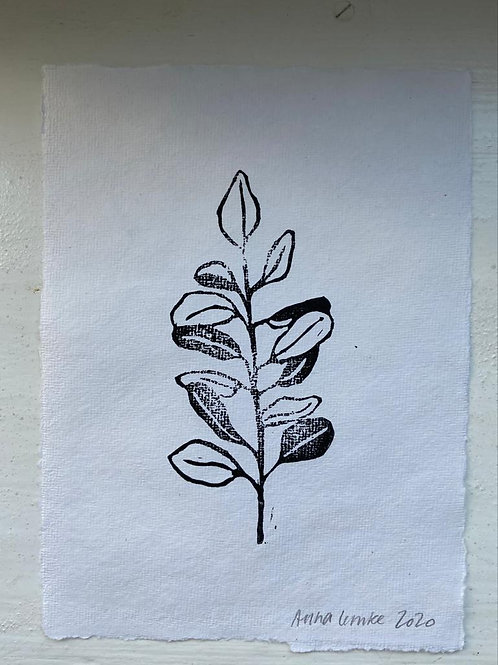 Original Print - Simplicity -