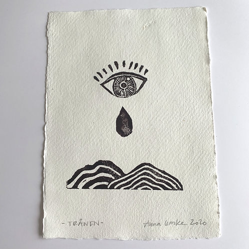 Träne - Original Print