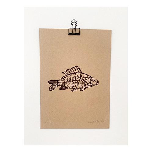 Fisch - Original Print