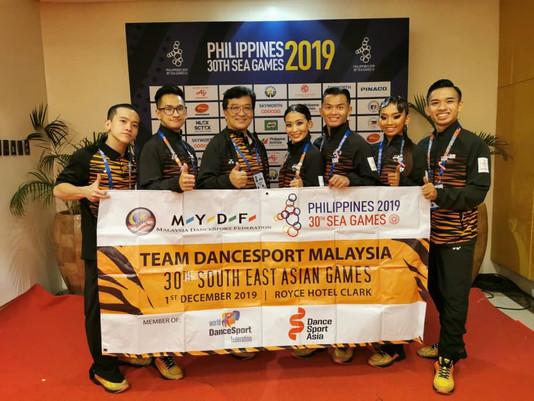 News | Team MYDF in SEA Games 2019! 1st Gold Medal from MYDF Bboy - Legosam!