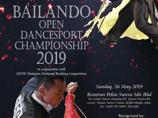 News | Bailando DanceSport Academy Organizing the First Ranking for 2019