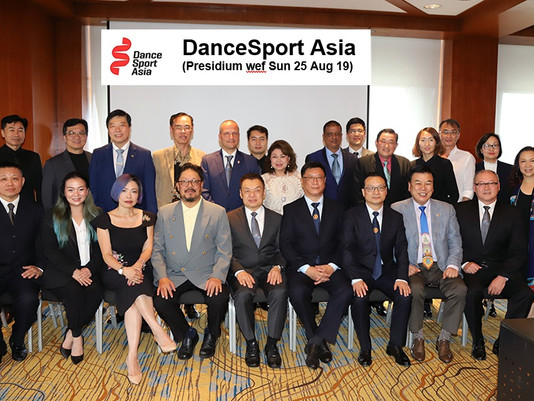 News | DanceSport Asia Press Release