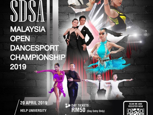 News | SDSA Organizing 1st DanceSport Competition in Selangor