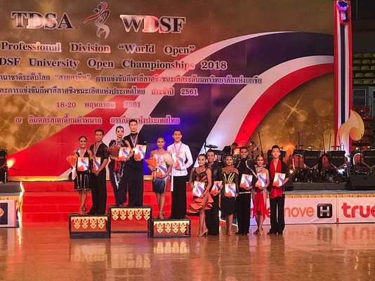 REPORT | Finals in Bangkok for Malaysian Youth Couple!