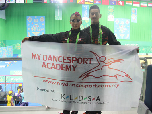 NEWS | 15 Times National Latin Champion - Chua & Evon Turns Professional!