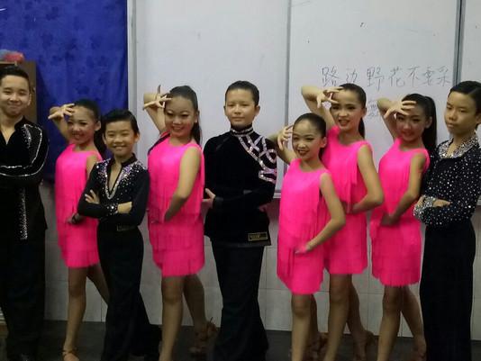 KLDSA School DanceSport Program Performances