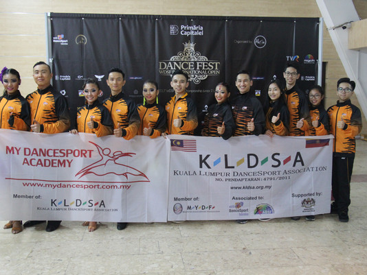 REPORT | WDSF World Junior ll Latin Championship in Bucharest!