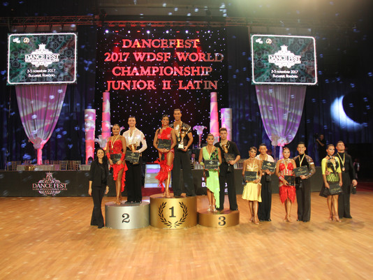 NEWS | 5th Place for Malaysia DanceSport in Romania!