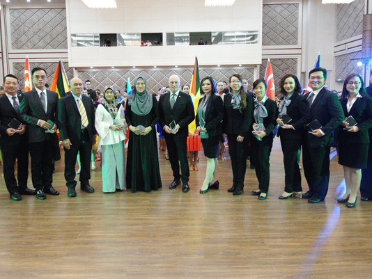 News | 2nd KLDSA Malaysia Open DanceSport Championship 2017 Successfully Organized by KLDSA